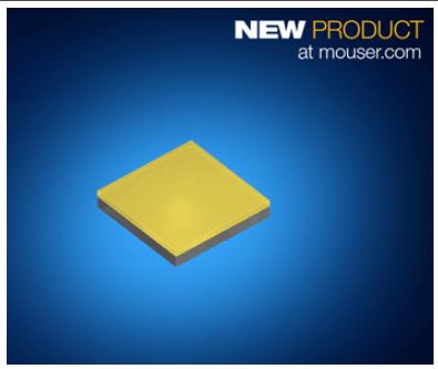 贸泽备货Osram Oslon Pure 1010 LED,真正芯片级封装超小型LED