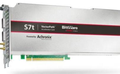 Achronix和BittWare推出采用FPG...