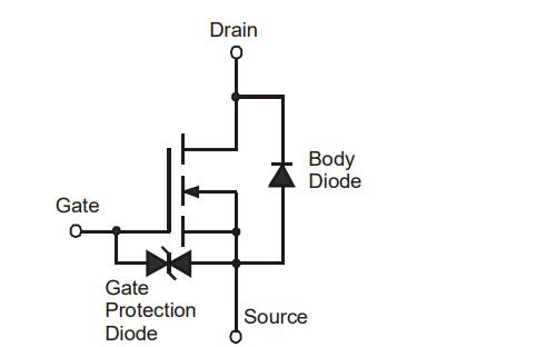 DMN2300UFB4 N沟道增强型MOSFET的数据手册免费下载