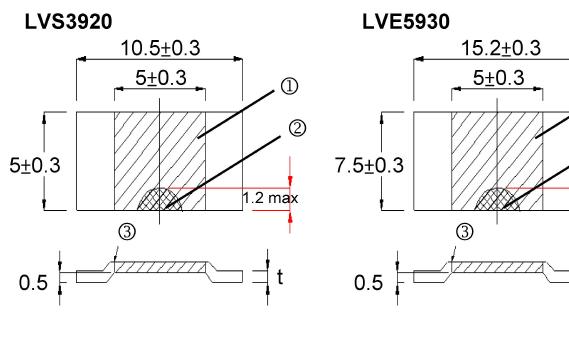 LVS3920和LVE5930片式并联电阻器的数据手册免费下载