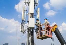 中國聯通與中國電信已在24個省市開通了5G共建共...