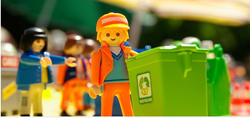 如何利用物聯網和機器學習來對垃圾進行智能回收