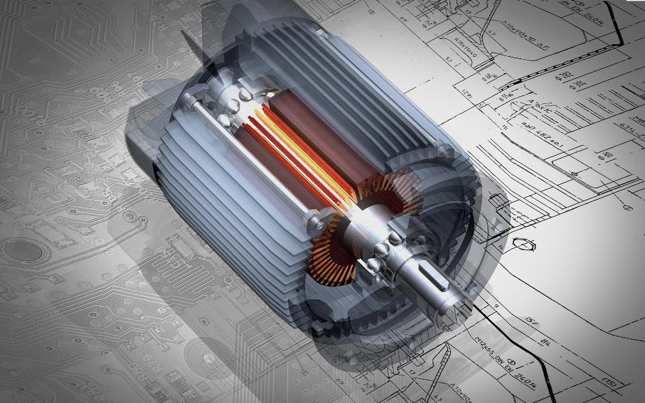 50kW/L功率密度,3.3美元/kW成本的電機...