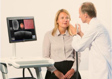 新型激光扫描仪可在极短时间内检测到皮肤癌