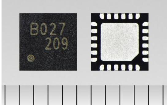 """東芝推出新款三相無刷電機控制預驅IC""""TC78B027FTG"""""""