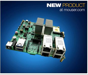贸泽开售面向强大边缘计算应用的NXP Layer...