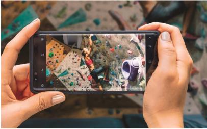艾迈斯半导体新款高灵敏度光学传感器,消除手机拍摄条带和图像伪影问题