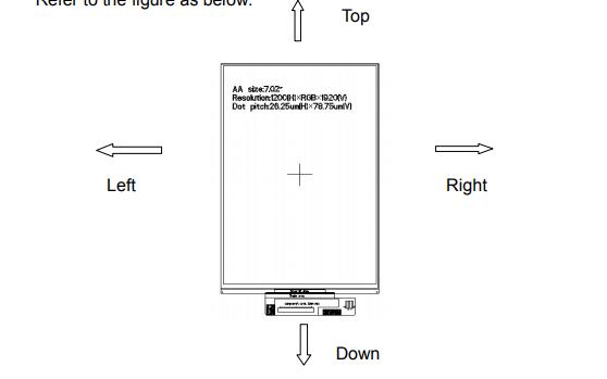 MTF0700J16EA彩色有源矩阵TFT LCD的数据手册免费下载