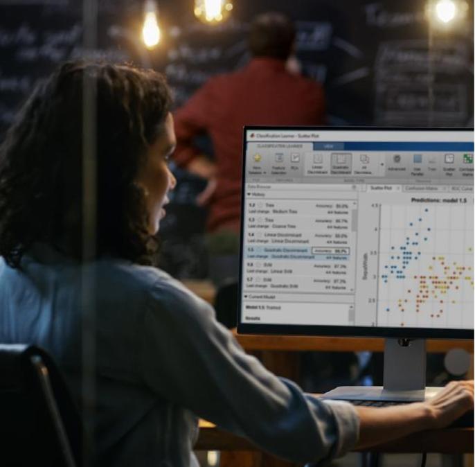 Coursera 和 MathWorks 攜手發布新的數據科學課程