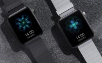 小米研发的第一款智能手表即将正式发布