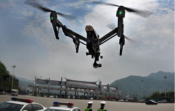 无人机辅助执法会带来什么副作用