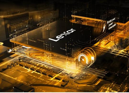 Lexar雷克沙NM700新一代固态硬盘 读取速度高达3500MB/S