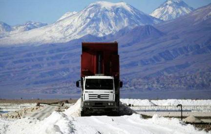 俄罗斯帮助智利发展锂产业