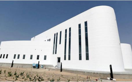 迪拜利用3D打印技术打造出了一栋两层建筑