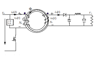 正激变换器中的高频变压器设计公式详细概述
