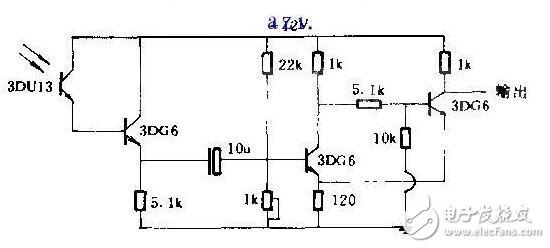 光電控制電路圖