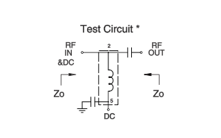 ADCH-80射频扼流圈的数据手册免费下载