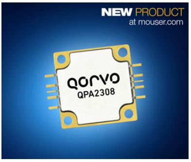 貿澤電子推出專為商業和軍事應用設計的QPA230...