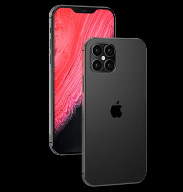iPhone 12曝光将会成为苹果首款四摄手机并支持5G网络