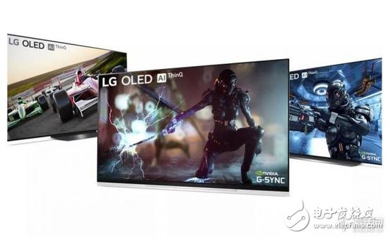 LG给OLED电视推送G-Sync功能固件更新,实现可变刷新率