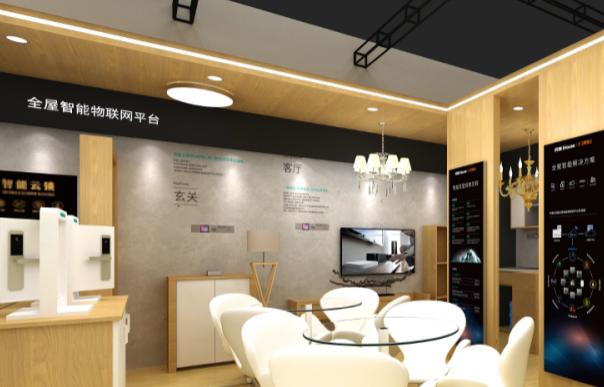 杭州鸿雁推出了全屋智能系统和多款智能面板产品