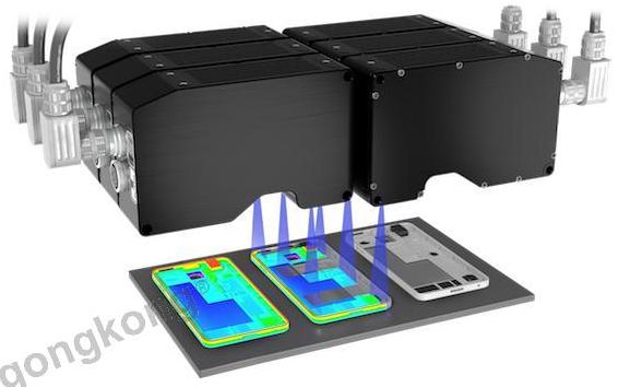 多个3D智能传感器组网的多传感器网络介绍
