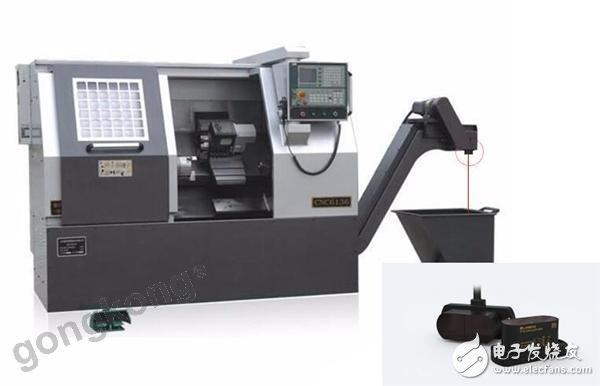 测距传感器在车床生产中的应用解析