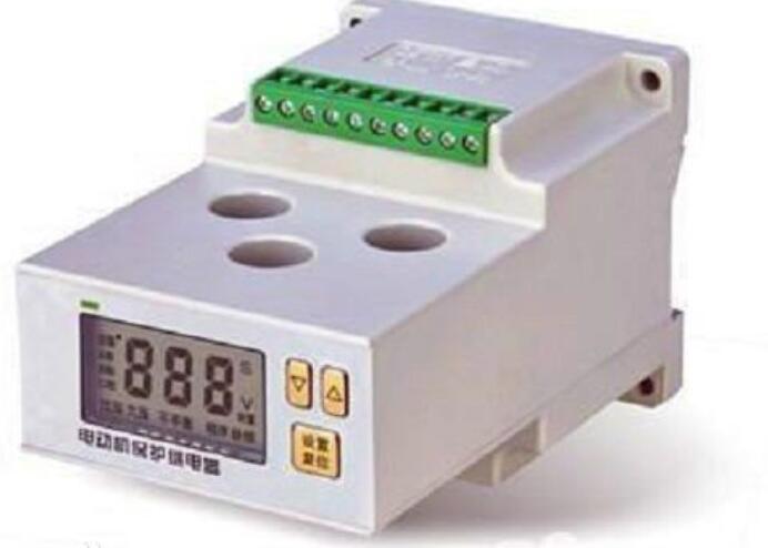 电动机保护器的接线方法