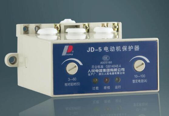 电动机保护器怎么调_电机保护器的功能