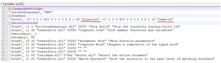 IAR单片机编程软件的使用方法介绍