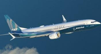 波音737Max客机将于2020年第一季度在欧洲复飞