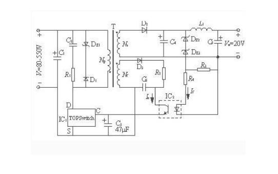 設計反激式開關電源變壓器的資料說明