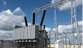 洛阳地区投运的第一座500千伏智能化变电站正式开始运行