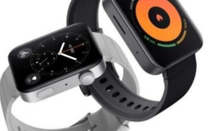 小米新款智能手表,搭载Wear OS高性能低功耗