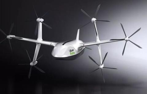 Uber将于2020年在圣地亚哥对Uber外卖无人机进行试点试运行