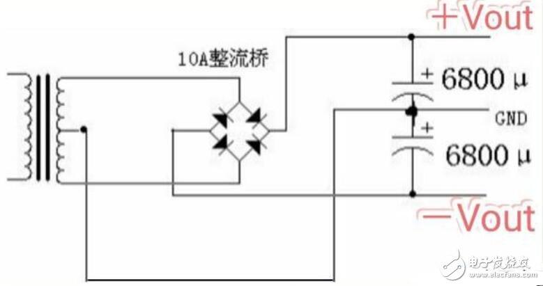 LM1875功放电路原理图