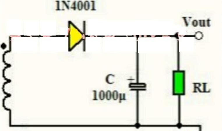 半波整流滤波电路说明