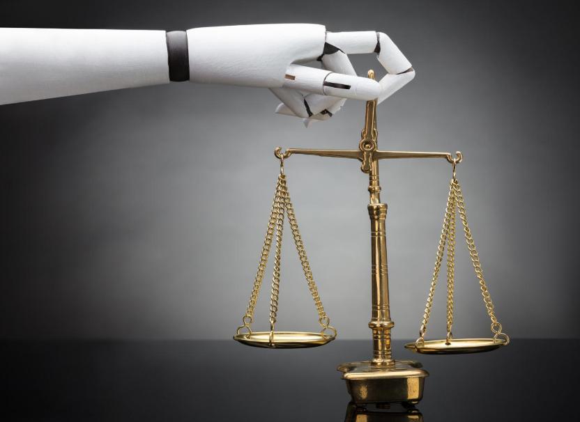 """人工智能是否有""""法律人格""""?"""