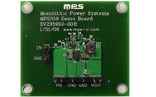 EV2359DJ-00B评估板的数据手册免费下载