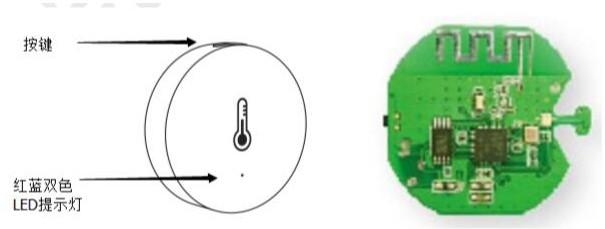 温湿度传感器的检测信息怎么传送到手机