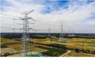 国家电网正在积极推动雄安新区坚强智能电网和泛在电力物联网建设