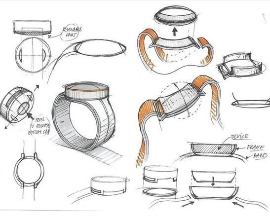 一加智能手表设计曝光采用了圆形表盘设计将运行WearOS系统