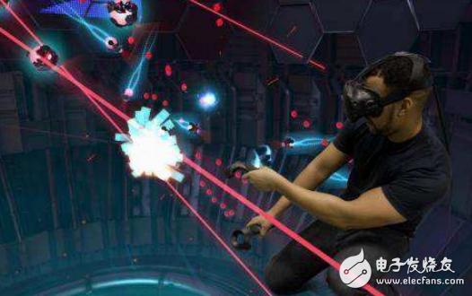 5G商用打响第一枪 积极促进VR行业的发展