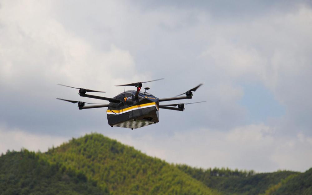 Tractica:2025年商用无人机市场将达到137亿美元