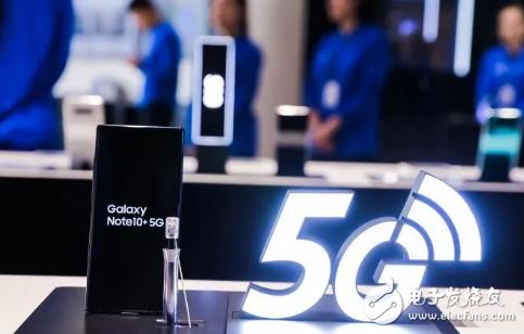 三星是5G领域的顶级玩家 占据中国5G手机29%...
