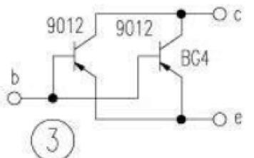 自制家用简易逆变器电路图和原理分析