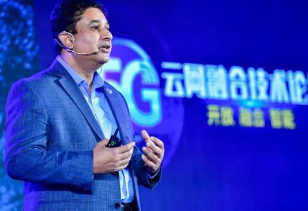 英特尔将与中国产业伙伴合作共同推进5G融合技术的...
