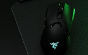 雷蛇發布新款無線鼠標,無線加持更快更強