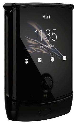 摩托罗拉RAZR 2019折叠屏手机曝光搭载骁龙710处理器支持27W快充