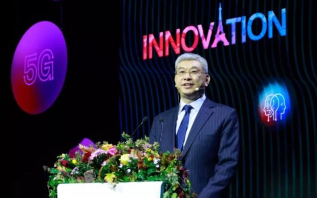 華為徐文偉:攜手歐洲共建智能未來,歡迎美國企業提供組件